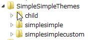 SimpleSimpleThemes/SimpleSimple